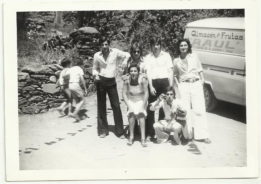Agosto de 1974