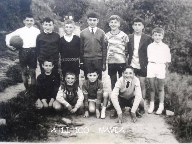 Equipo de fútbol de Navea