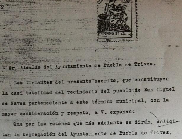 Documento orixinal